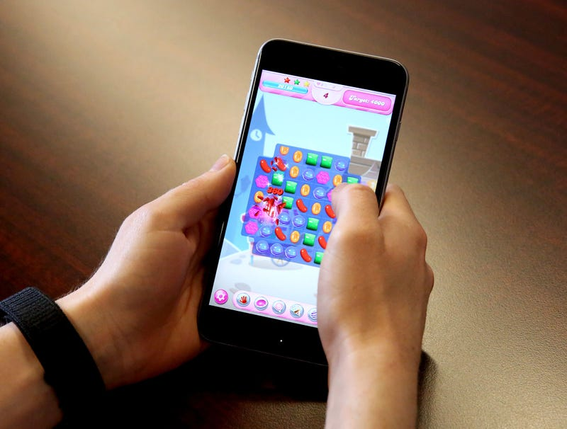 Illustration for article titled Report: Only 260,000 More Games Of 'Candy Crush' Until You Die