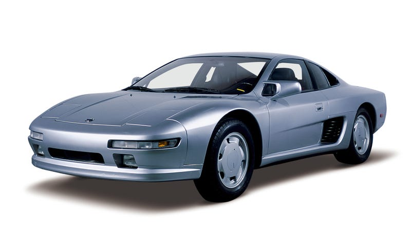Illustration for article titled Nissan's NSX-Fighter That Never Was