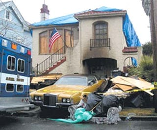 Illustration for article titled Alameda House Burns, Malaise Ford Product Appears Safe