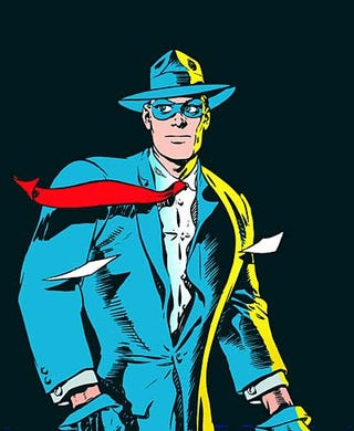 Illustration for article titled Costumed Crimefighters Who Share the Spirit's Sense of Style