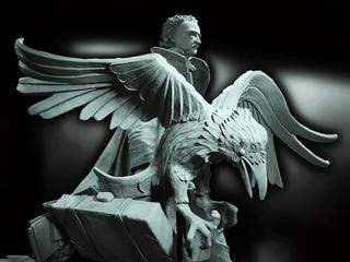 Illustration for article titled Boston's New Edgar Allan Poe Statue Is Going to Be Epic