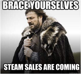 Illustration for article titled Steam Sales and You: What You Should Know