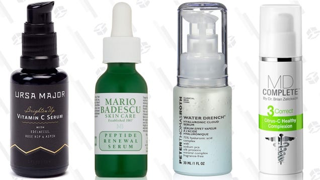 The Serums to Steal From Your Girlfriend