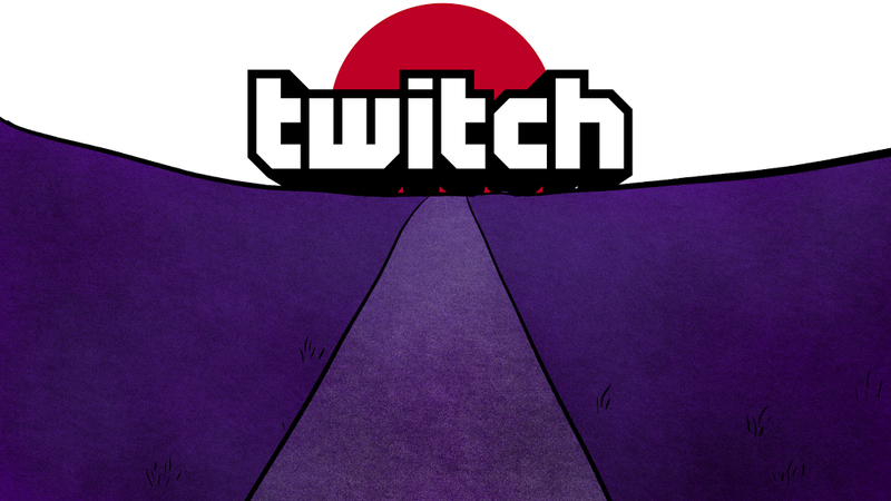Illustration for article titled Twitch's Uphill Battle For Japan