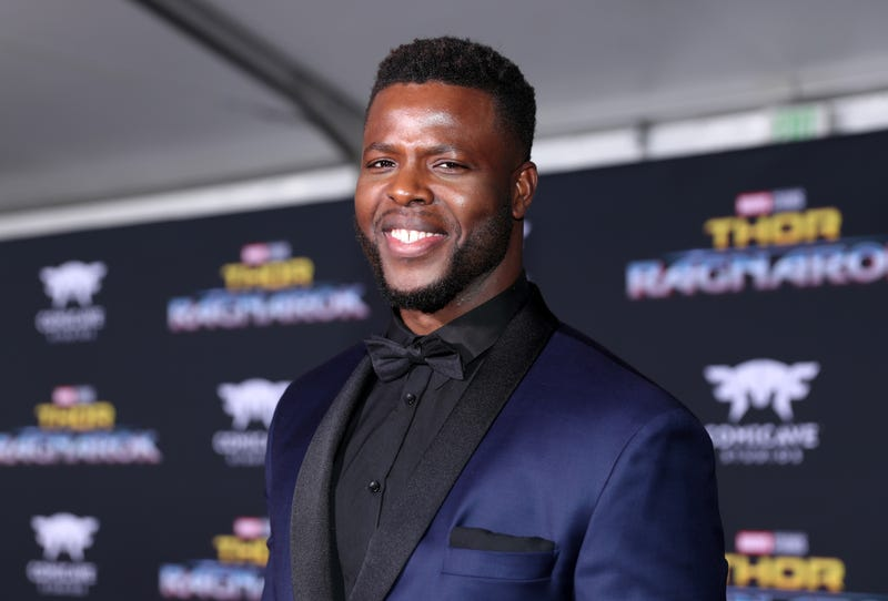 Illustration for article titled Winston Duke Says Black Women Have Been His No. 1 Fans