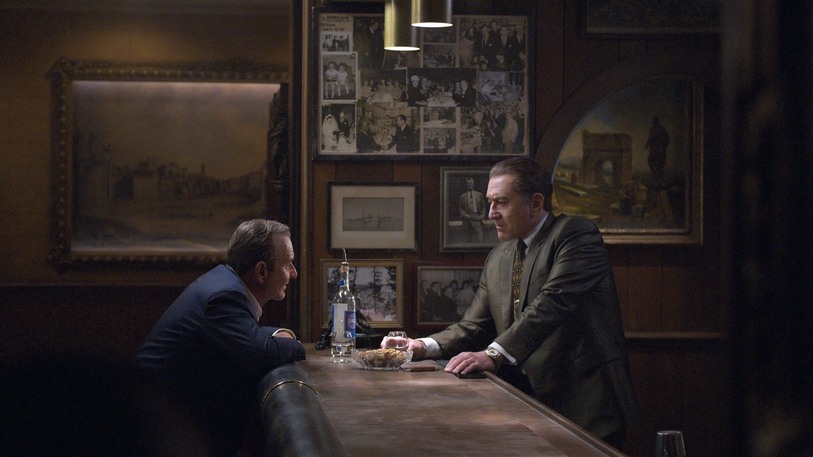 Martin Scorsese's The Irishman opens the New York Film Festival—and a coffin for crime epics