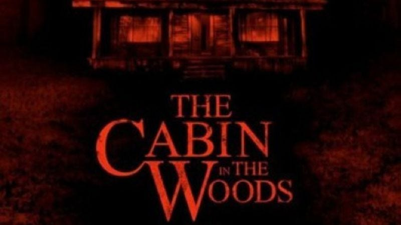 Illustration for article titled Goddard and Whedon's Cabin In The Woods taking a year off to add third dimension