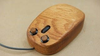 Illustration for article titled Build a Fully Functional Wooden Mouse