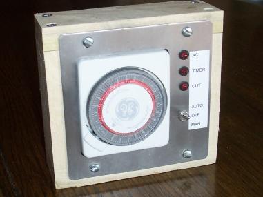 Illustration for article titled Make your own sprinkler timer