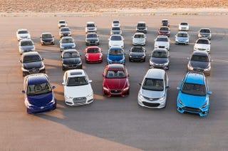 Illustration for article titled Game(?): US Car Market Levels
