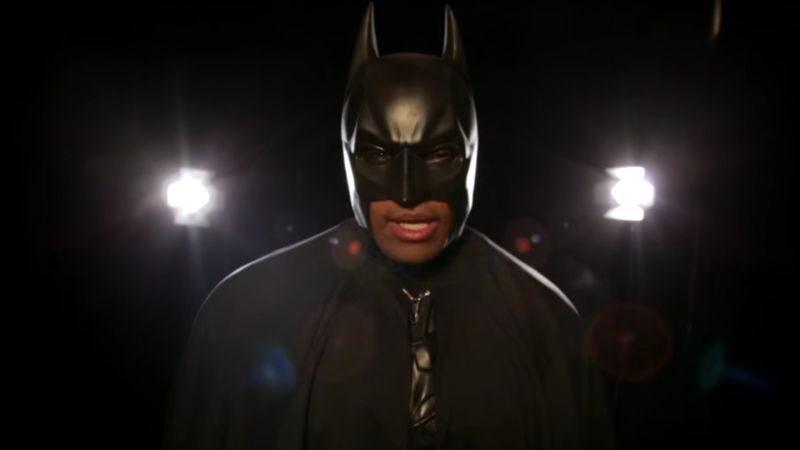 "Illustration for article titled ""Batlexander Manilton"" is the Batman/Hamilton mashup that Gotham deserves"