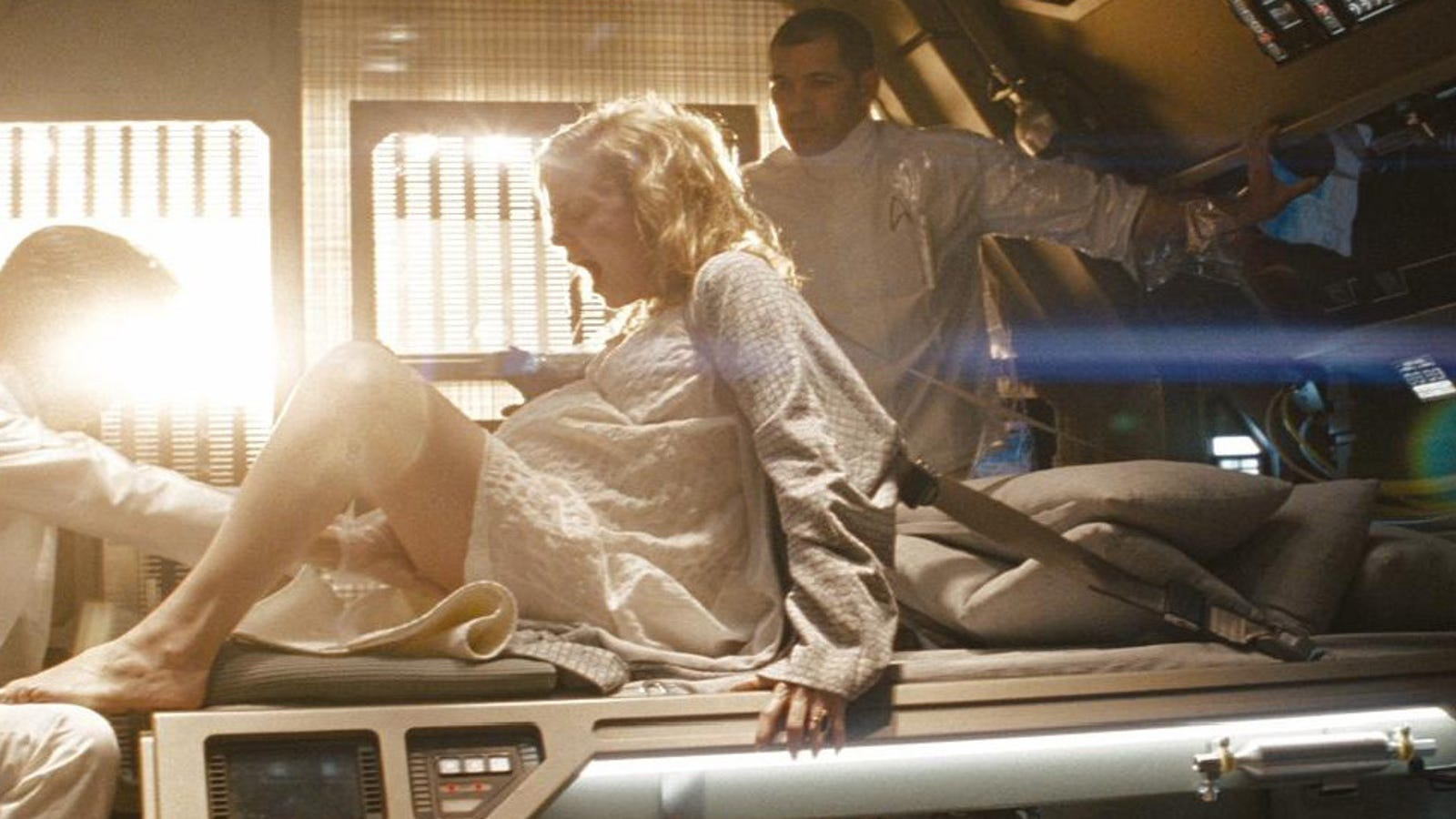 Best and worst childbirth scenes in science fiction and fantasy