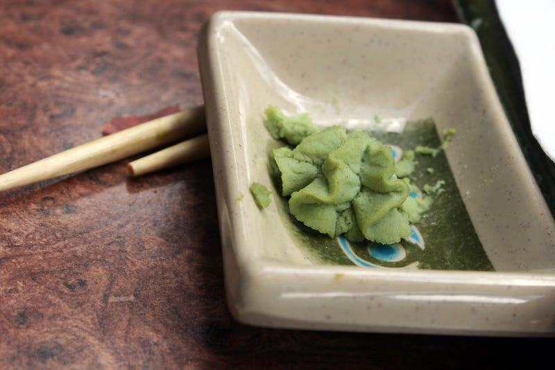 Illustration for article titled Por qué el wasabi pica en la nariz (y el chile en la lengua)