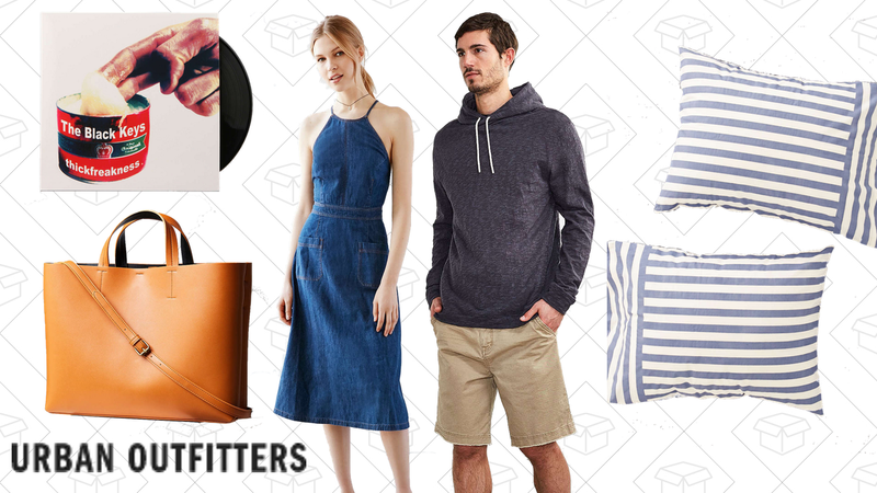 Urban Outfitters, Sales on Men's, Women's, and Apartment