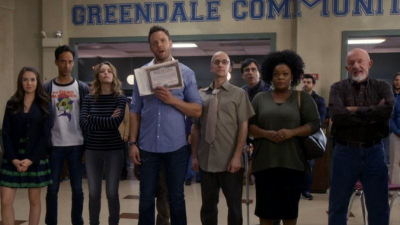 Illustration for article titled Community will get its sixth season on Yahoo