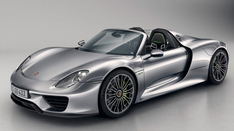 Ilration For Article Led The 887 Hp Porsche 918 Spyder Will Get 39