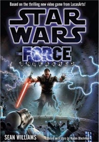 Illustration for article titled Force Unleashed: The Book Tops NY Times Best-Sellers List