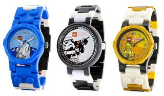 Illustration for article titled LEGO Star Wars Watches