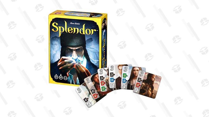 Splendor Board Game | $19 | Amazon