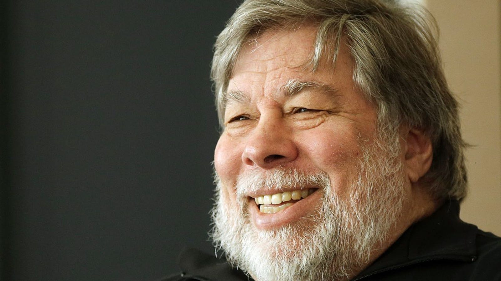 orange earbuds with mic - Woz to Apple: You Don't Know Jack