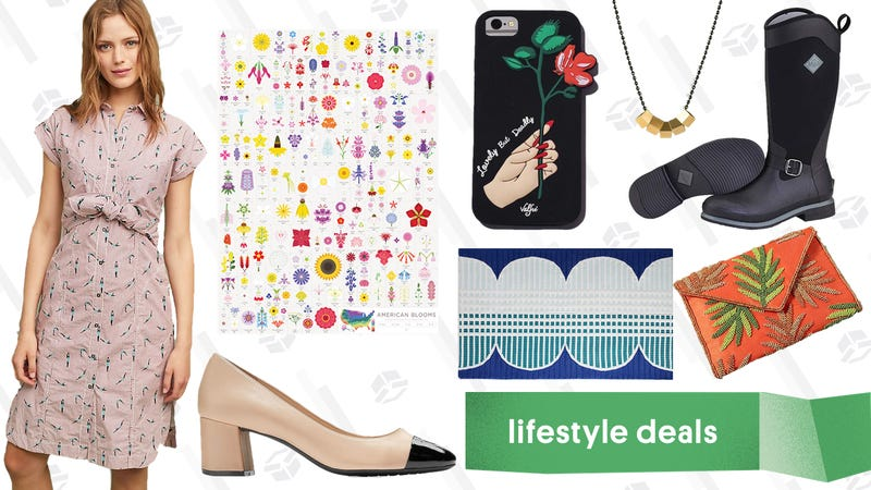 Illustration for article titled Thursday's Best Lifestyle Deals: Etsy, Cole Haan, Muck Boots, Anthropologie, and More