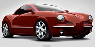 Illustration for article titled Karmann Ghia