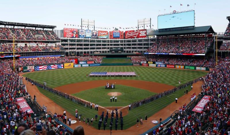 Illustration for article titled Report: Rangers Want New Modern Ballpark To Replace Current Modern Ballpark