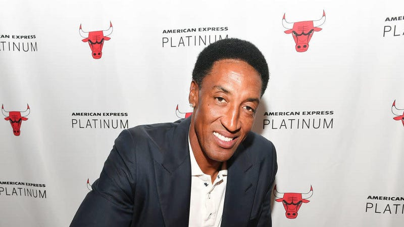 Illustration for article titled What's Pimpin', Pippen? NBA Great Scottie Pippen's Suing a 5-Year-Old and Her Parents in Dispute Over Damages to His $10,000,000 Mansion