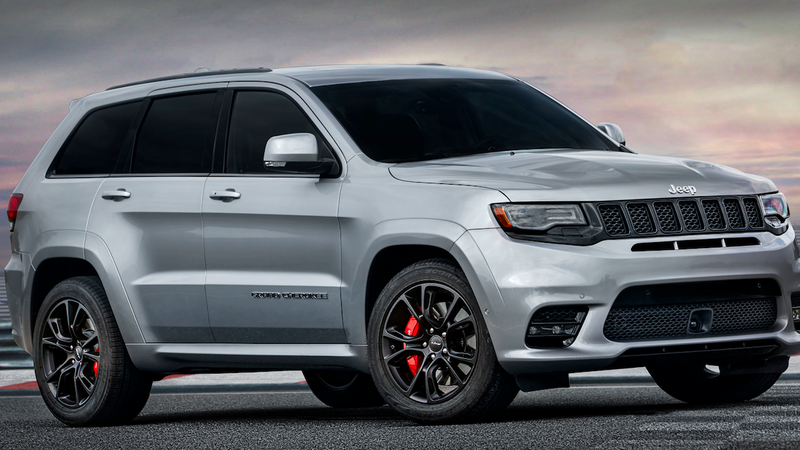 The Jeep Grand Cherokee Trackhawk Will Be 'Very Different' From The Current SRT