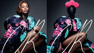 Illustration for article titled Beyoncé Looks Gorgeous in Spread for Carine Roitfeld's Magazine