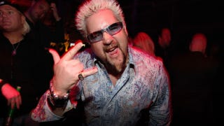 Illustration for article titled Guy Fieri's Lamborghini Was Stolen By A Trigger Happy Teenage Motorcycle Ninja