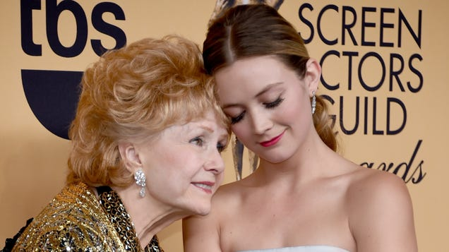 Debbie Reynolds' granddaughter Billie Lourd to play that role on Will & Grace