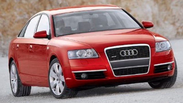 jalopnik reviews 2006 audi a6 4 2 quattro part 1. Black Bedroom Furniture Sets. Home Design Ideas