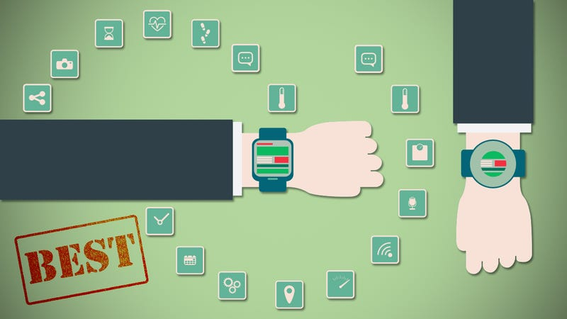 Illustration for article titled The Best Android Wear Apps