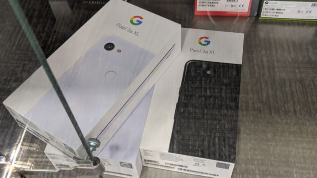 Google s Pixel 3a Has Basically Leaked in Its Entirety
