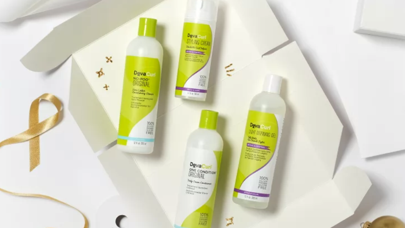 4 Full-Size Products for $65 | DevaCurl
