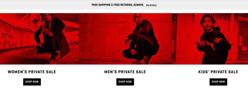 Puma Private Sale | Amazon