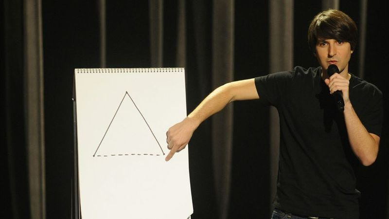 Illustration for article titled Demetri Martin is joining the cast of House Of Lies
