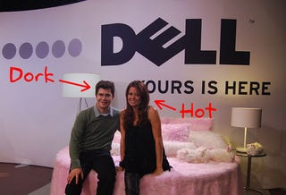 Illustration for article titled Touch a Dell, Meet a Celebrity (Not Other Way Around) at Dell Holiday Store in NYC