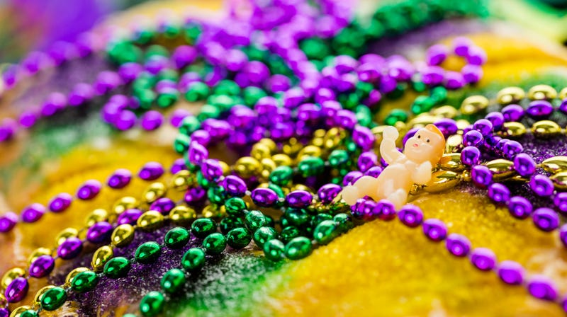 "Illustration for article titled Facebook rejects king cake ad due to plastic babies' ""excessive nudity"""