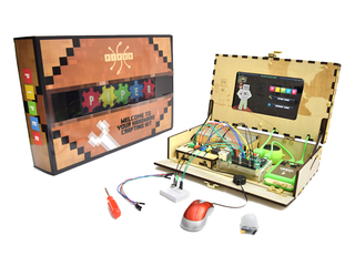 Illustration for article titled Master Electronics With Minecraft: Save $50 On The Piper Raspberry Pi Kit