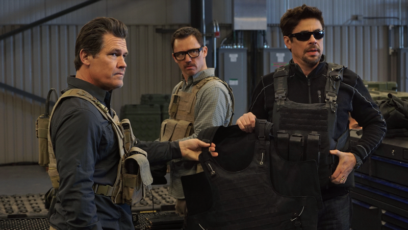 Illustration for article titled Sicario 2's director decides not to stick around and botch Sicario 3