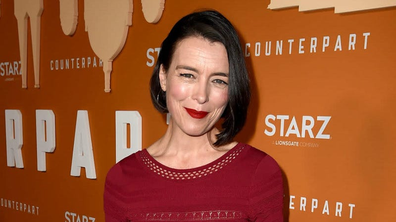 Olivia Williams, seen here at the season two premiere of Starz's Counterpart on December 3, 2018 in Los Angeles, will star in The Nevers.