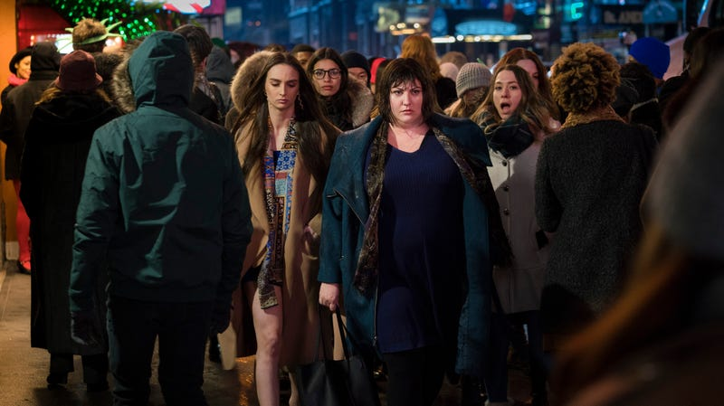 Joy Nash in Dietland