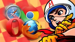 Illustration for article titled Browser Speed Tests, Mac Edition: Chrome 22, Firefox 15, Safari 6, and Opera 12.02
