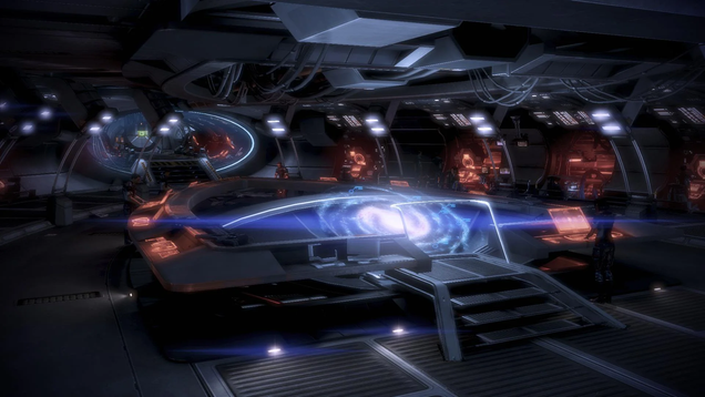In Mass Effect, There s No Place Like Home