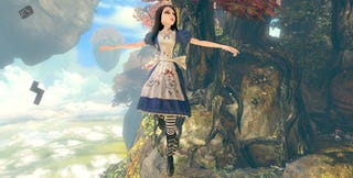 Illustration for article titled Alice: Madness Returns is Less Curiouser and Curiouser, more Averager and Averager