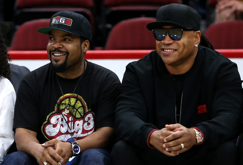 Illustration for article titled Ice Cube and LL Cool J Have Plans for World Domination