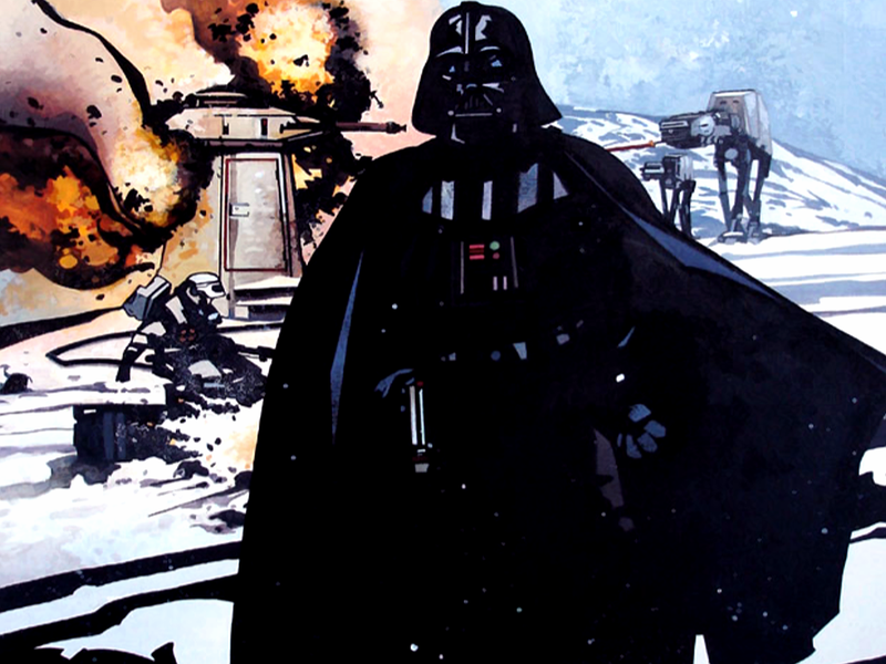 Illustration for article titled George Lucas promises never to make another Star Wars movie
