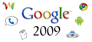 Illustration for article titled This Year in Google: The 2009 Edition